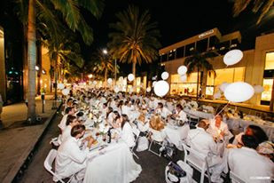 Le Dîner en Blanc - LA 2015 We are BACK!