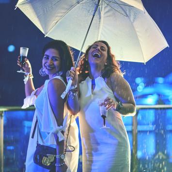 ¡Que la lluvia no nos arruine!