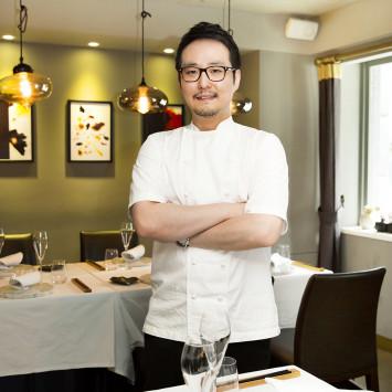 "Star Chef RYU TAE HWAN Unveils ""Diner en Blanc Seoul Dinner Course Menu"""