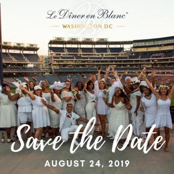 Diner en Blanc DC - August 24, 2019!