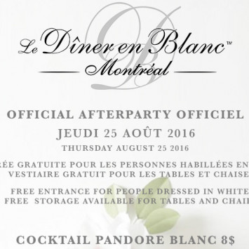 Official DEB AFTER PARTY at PANDORE