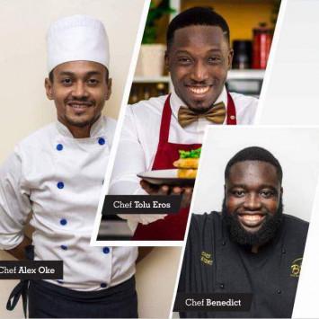 Official Chefs for Diner en Blanc Lagos Revealed!