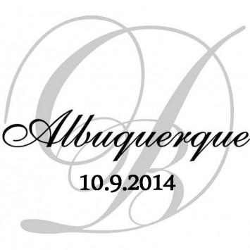 Diner en Blanc Albuquerque: Save The Date!