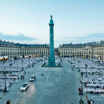 Paris – un secret bien gardé jusqu'à la dernière minute !