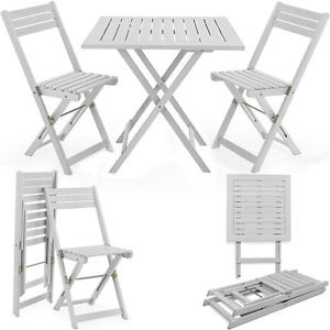 Table and Chair Information