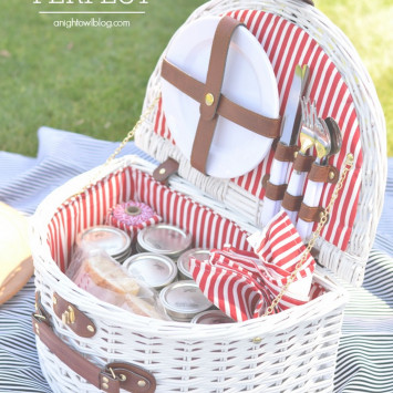 Picnic Ideas, Recipes and Tips!