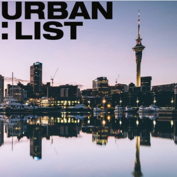 Official Media Partner - Urban List NZ