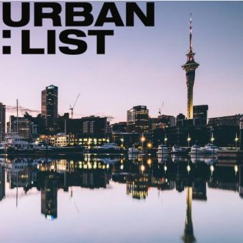 Official Media Partner - Urban List NZ
