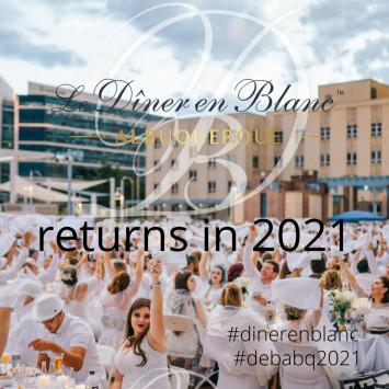 Le Diner en Blanc 2020 Postponed