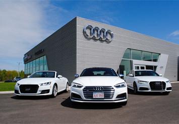 Presentation Sponsors Dîner en blanc 2017: Audi