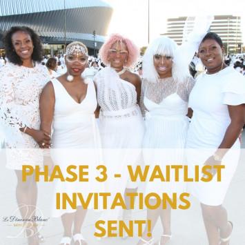 Phase 3 - Invitations Sent