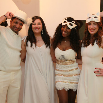 Diner En Blanc 2018: Johannesburg Media Launch