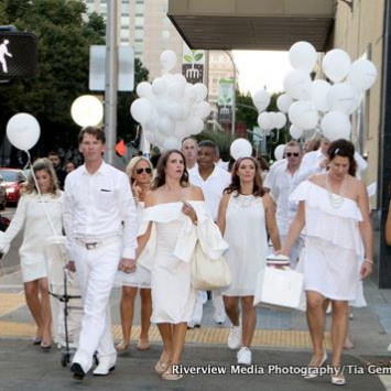 Diner en Blanc, the invitation-only fancy picnic, returns to Sacramento
