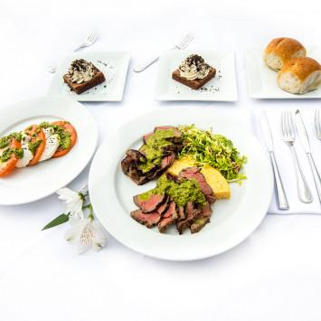 Official Diner en Blanc Richmond Caterers