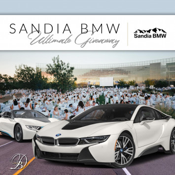 Win the Ultimate Giveaway thanks to Sandia BMW