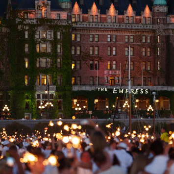 10 Things to Know About Le Dîner En Blanc Victoria