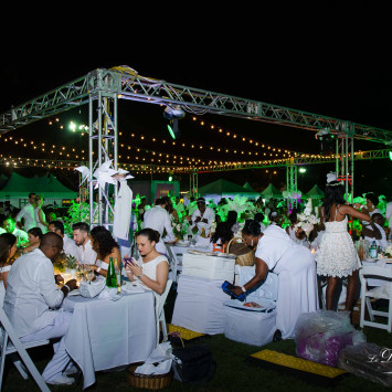 Diner en Blanc - Kingston 2016 Photos
