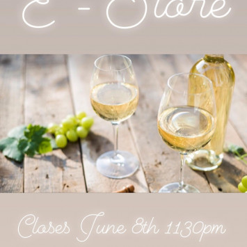 Diner en Blanc Fort McMurray E-Store Closing June  8th