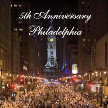 Vive Le Dîner en Blanc – Philadelphia!