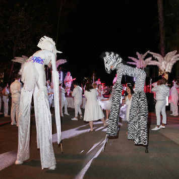 Sacramento's diverse creative community makes Dîner en Blanc special