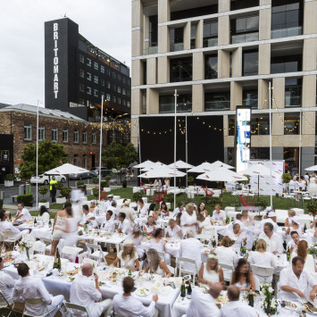 2015 Media Coverage for Le Dîner en Blanc in Auckland