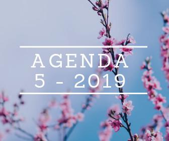 Le Dîner en Blanc – May 2019 Calendar
