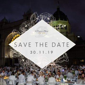 Le Dîner en Blanc Melbourne 2019 - TICKET RELEASE DATES