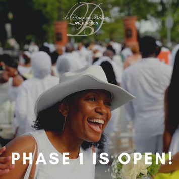 Phase One is Open!