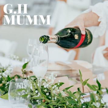 G.H Mumm is back!