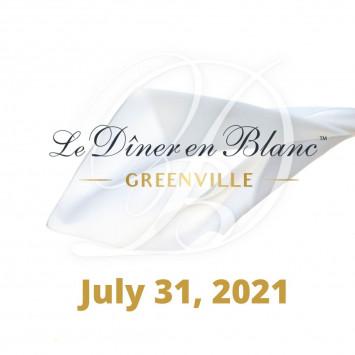 Le Diner en Blanc Premieres in Greenville!