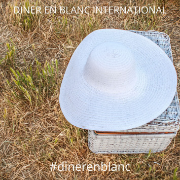 Le Dîner en Blanc - #strongertogether