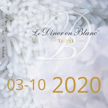 Le Diner en Blanc – THE 2020 OCTOBER EVENT!