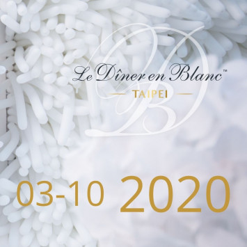 Le Diner en Blanc – THE 2020 OCTOBER EVENT!