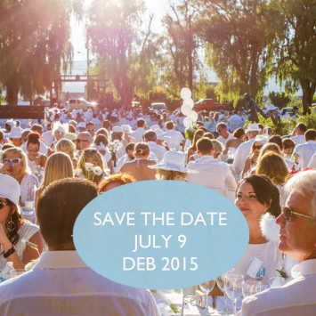 Save the Date - Thursday, July 9, 2015