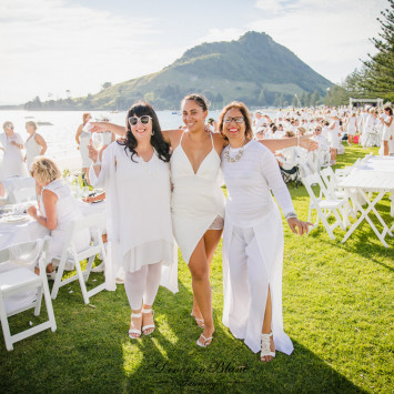 Save the Date for ​Le Dîner en Blanc 2018!