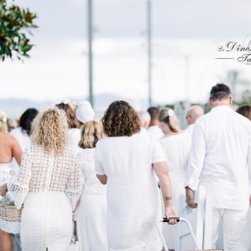 Le Diner en Blanc Tauranga Departure Point information