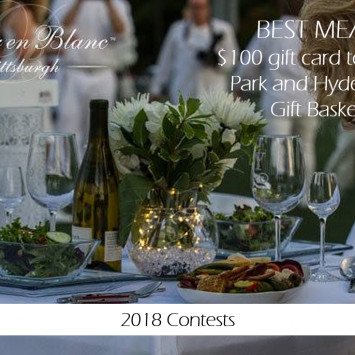 Contest Announcement - Best Meal