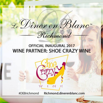 Our Official Wine Collaborator - Shoe Crazy Wine