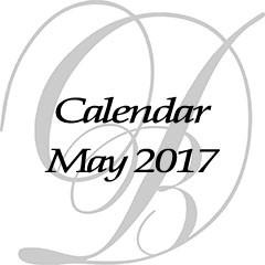 Le Dîner en Blanc - Calendar of events: May 2017