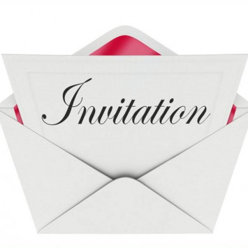 Phase 1 Invitations have been sent please note a change has been made!