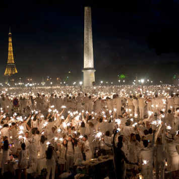 SAVE THE DATE!! Dîner en Blanc Tokyo will be on October 3rd