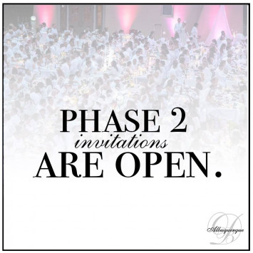 PHASE 2 IS NOW OPEN.