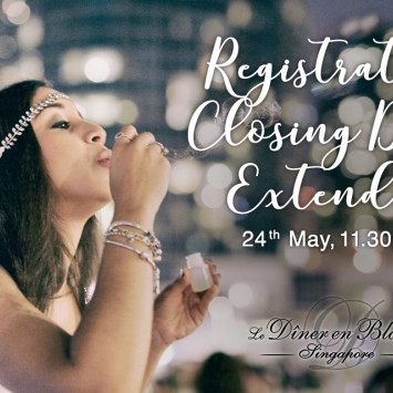 Registration Closing Date is now extended to 24th May, 11.30pm