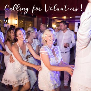 Calling for Volunteers!