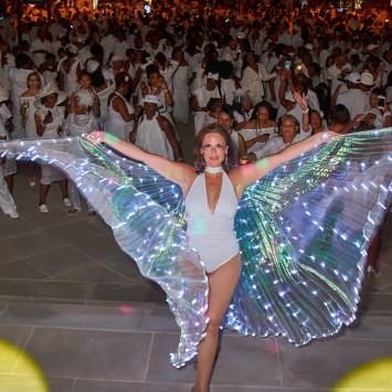 Performing Artists at Diner en Blanc-Richmond 2018