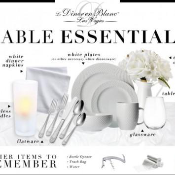 Table Essentials