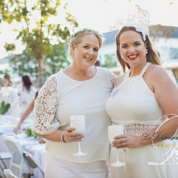 Le Diner en Blanc returns to the Fraser Coast in October