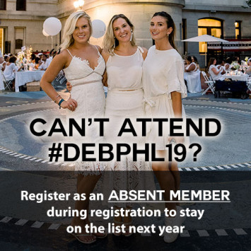 Can't Attend DEBPHL19?