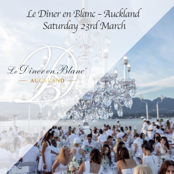 The City's Largest Dinner Party Returns to Auckland!