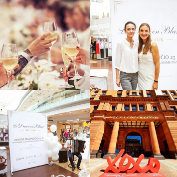 Launch Events for Le Dîner en Blanc